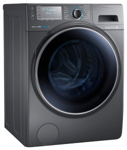 Washing Machine Samsung WW80J7250GX Photo